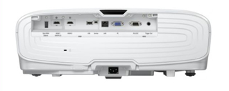 Epson EH-TW9400W - Anschlüsse