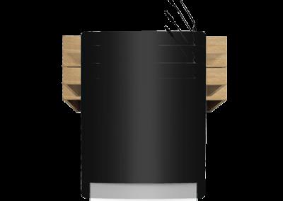 HKS Technik-Rednerpult 2