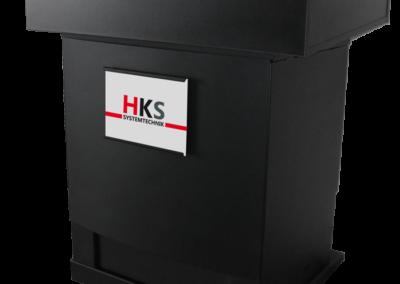 HKS Technik-Rednerpult 1